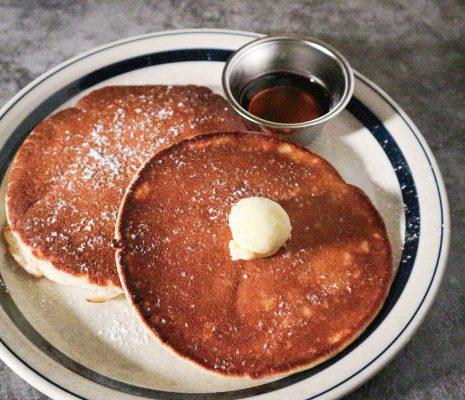 (BRUNCH)バターミルクパンケーキ