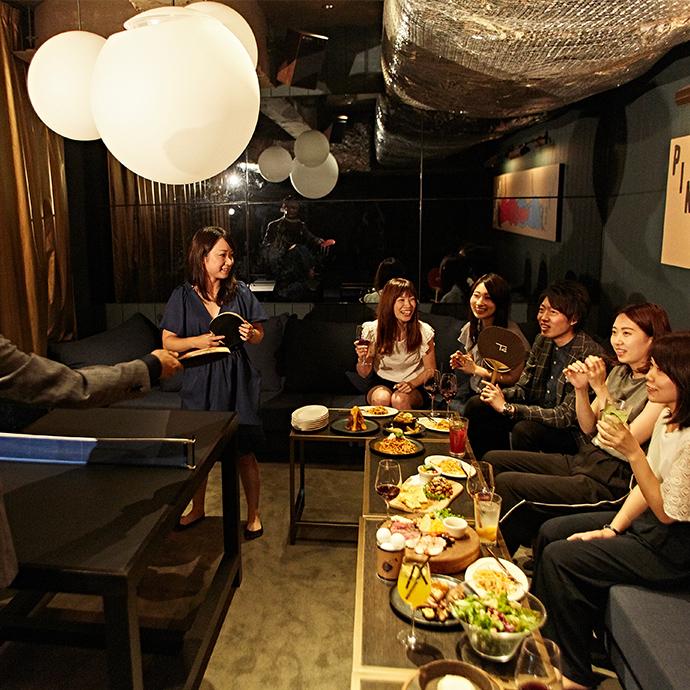 完全個室プラン ◆お料理7品&2H飲み放題